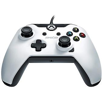 PDP Wired Controller For Xbox One - White