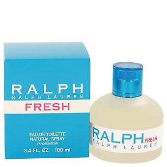 Ralph Fresh by Ralph Lauren Eau De Toilette Spray 3.4 oz / 100 ml (Women)
