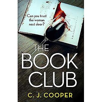 The Book Club: An absolutely gripping psychological thriller