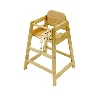 East Coast Nursery Cafe Highchair Natural