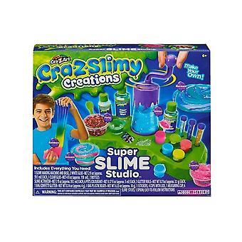 Cra-Z-Slimy Kreationen Super Schleim Studio