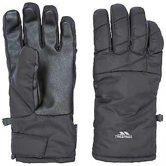Trespass Mens Kulfon Lightly Padded Winter Warm Gloves