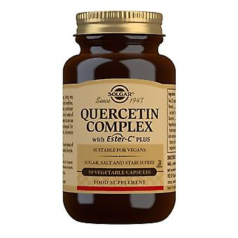 Solgar Quercetin Complex Caps 50 (2318)