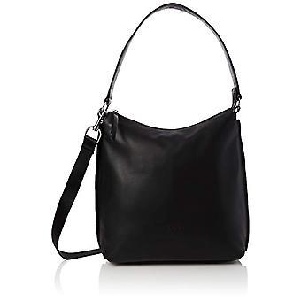BREEToulouse 4 - Black Women's Crossbags (Schwarz (black smooth 909)) 32x12x30 cm (B x H x T)