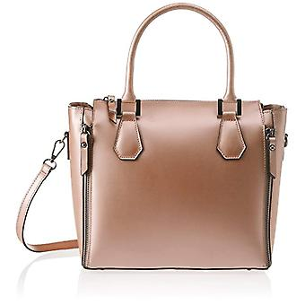 Chicca Bags 8849 Women's shoulder bag Rosa 33x24x14 cm (W x H x L)
