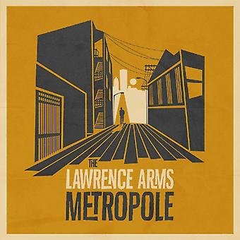Lawrence Arms - Metropole [Vinyl] USA import