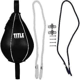 Title Boxing Mexican Double End Bag Package