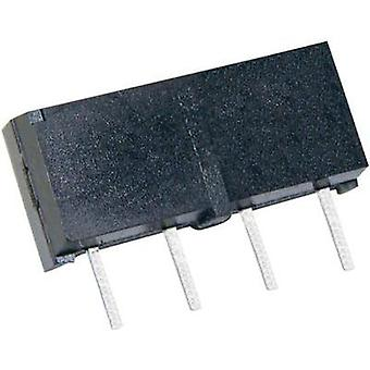 Reed relay 1 maker 5 Vdc 0.5 A 10 W SIP 4 StandexMeder Electronics