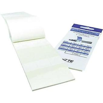 Cable identifier TKM 25 x 25 mm Label colour: White TE Connectivity 8-1768048-1 TKM75-N No. of labels: 60