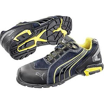 Safety shoes S1P Size: 39 Black, Blue, Yellow PUMA Safety Metro Protect 642730 1 pair
