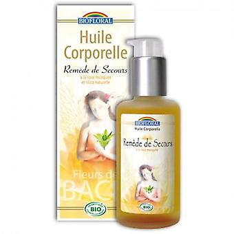 Biofloral Aceite Corporal Rescate Flores Bach