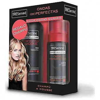 Tresemme Onde perfette Pack (Shampoo 500 ml + Mousse)