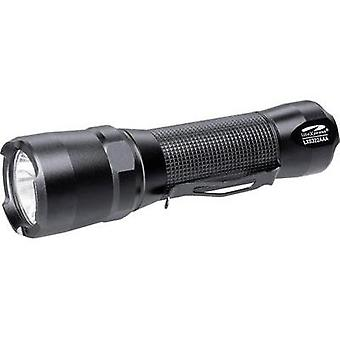 LED Torch LiteXpress battery-powered 25 lm, 310 lm 166 g Black