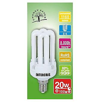 Intercris Saving bulb 20w 8000h013 (Home , Lighting , Light bulbs and pipes)