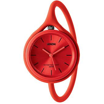 Rouge Lexon Take Time Watch