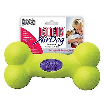 Kong Airdog Squeaker hueso pequeño