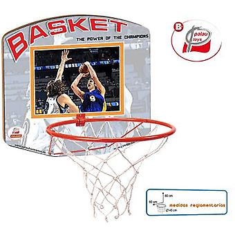 Palau Basket Big Wooden Board (Kinder , Sport , Basketball)