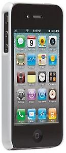 Case-Mate Barely There Case Cover iPhone 4 / 4S in gloss white