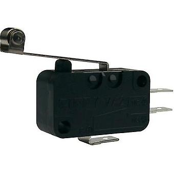 Microswitch 250 Vac 16 A 1 x On/(On) Zippy VA2-16S1-06D0-Z momentary 1 pc(s)