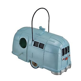 Silver Bullet Camper Trailer Bird House