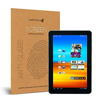 Celicious Matte Samsung Galaxy Tab 10.1 Anti-Glare Screen Protector [Pack of 2]