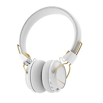 SUDIO Headphone REGENT Wireless On-Ear White Mic