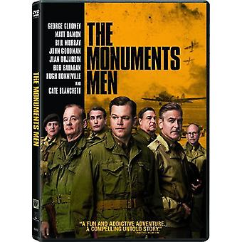 Monuments Men [DVD] USA import