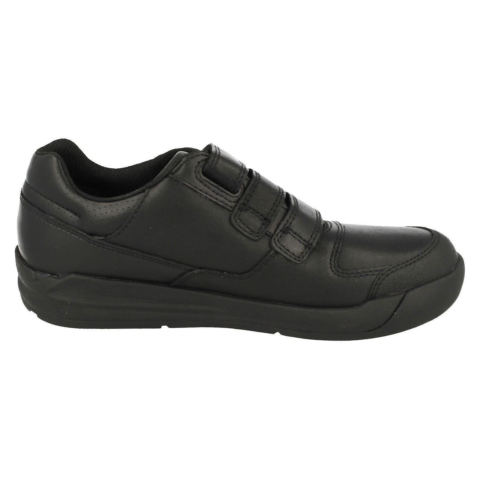 Ragazzi clarks cuoio scarpe razzo... | | | Ufficiale  f11625