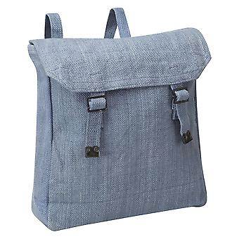 Ny Vintage lærred Web rygsæk med stropper