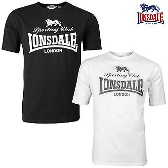 Lonsdale hombres camiseta Sporting Club