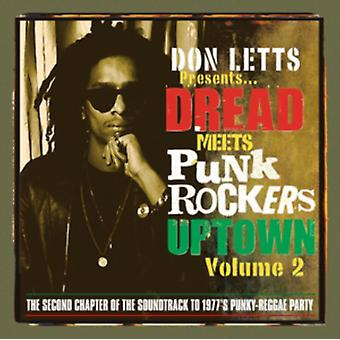 Don Letts: Dread Meets Punk Rockers Downtown by Various Artists