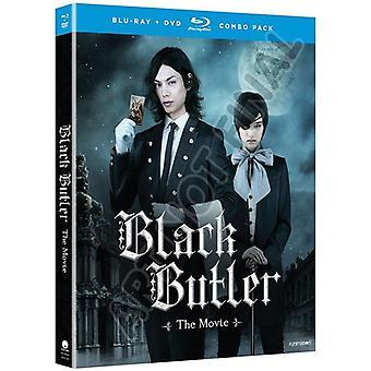 Svart Butler: Film [Blu-ray] USA import