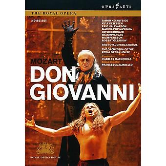 W.a. Mozart - Don Giovanni [DVD] USA import