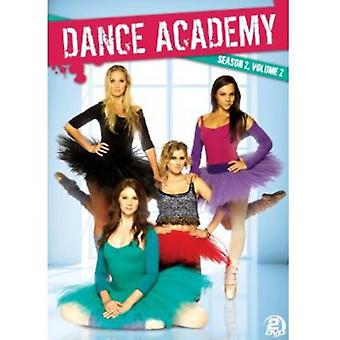 Dance Academy: Säsong 2-Vol. 2 [DVD] USA import