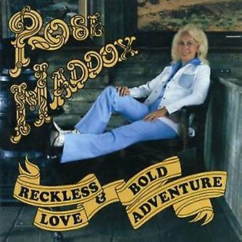 Rose Maddox - Reckless Love & Bold Adventure [CD] USA import