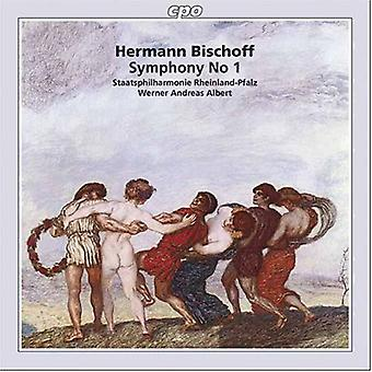 H. Bischoff - Hermann Bischoff : Symphonie n ° 1 [CD] USA import