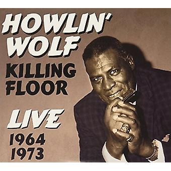 Howlin Wolf - Howlin Wolf Live 2-CD [CD] USA importerer