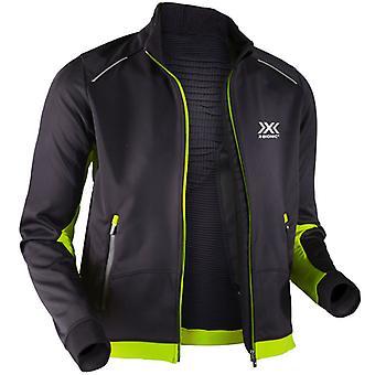 X-BIONIC Men Running SphereWind Winter AE 2.1 Jacket - O20447-XGS