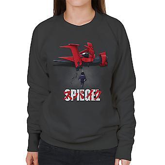 Spiegel Cowboy Bebop Akira Women's Sweatshirt