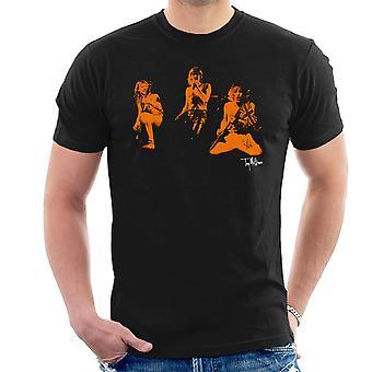 Def Leppard Joe Elliot Union Jack Herren T-Shirt