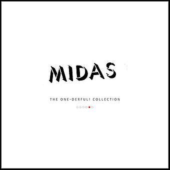 Forskellige kunstner - Midas poster indsamling [CD] USA importerer