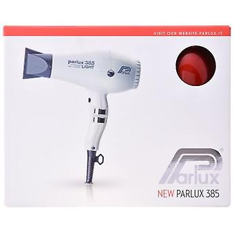 Parlux Hair Dryer 385 Powerlight Ionic & Ceramic Red (Capilar)