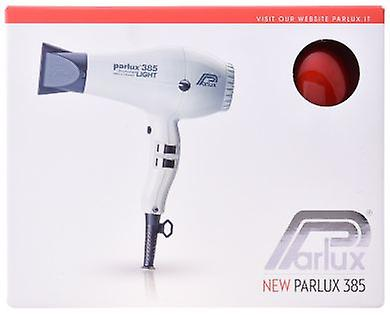 Parlux Hair Dryer Powerlight 385 Ionic & Ceramic Red (Capillaire)