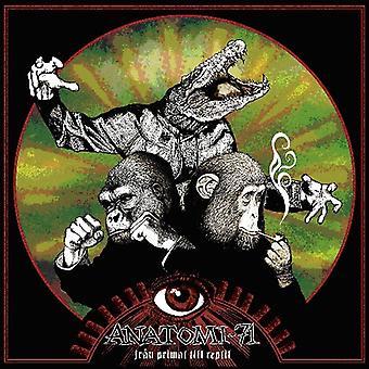Anatomi-71 - Fran Primat indtil Reptil [CD] USA import