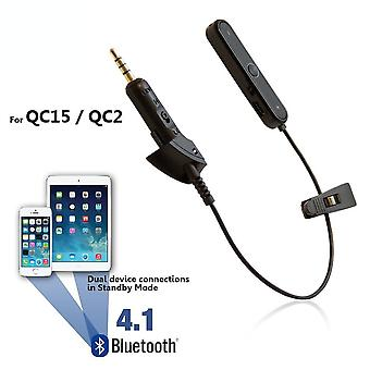 [REYTID] Bluetooth Adapter for Bose QC2/QC15 Headphones - Wireless Converter Receiver for QuietComfort Noise Cancelling Earphones