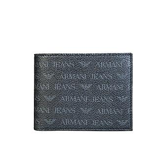 Armani Armani Jeans Wallet Tri-Fold With 8 Card Slots And Coin Pocket 938544CC996
