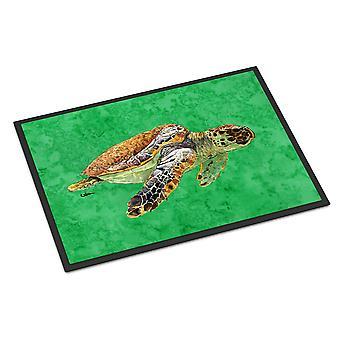 Carolines Treasures  8675JMAT Turtle  Indoor or Outdoor Mat 24x36 Doormat