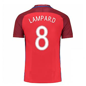 2016-17 Angleterre maillot (Lampard 8) - Kids