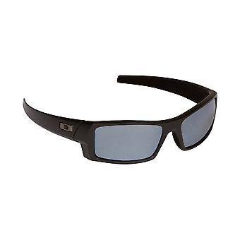Best SEEK Polarized Replacement Lenses Oakley GASCAN S Small Black Silver Mirror