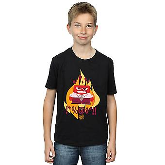 Disney Boys Inside Out Fired Up T-Shirt